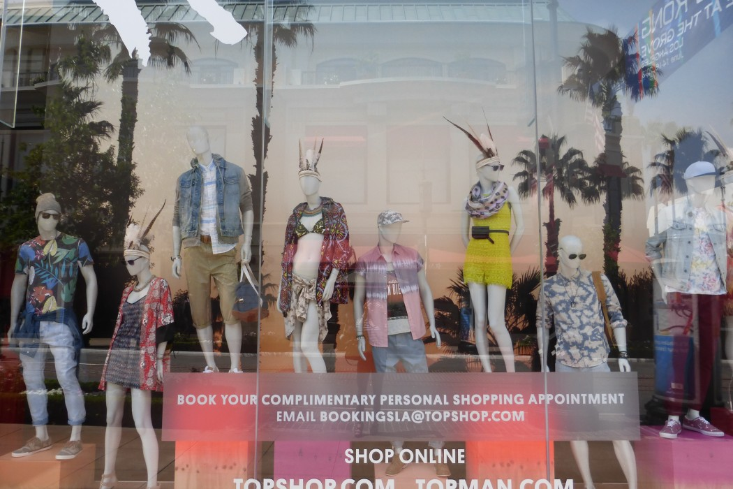 TopShop Summer Shopping at the Grove