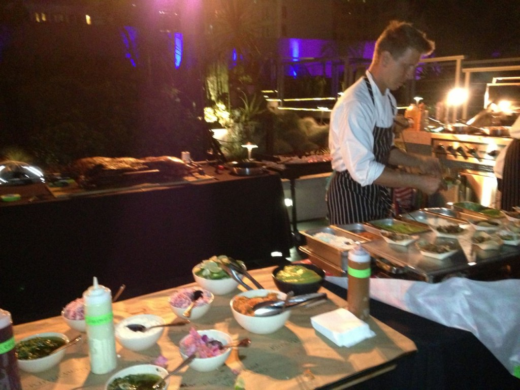 Culinary Festivities at the 2013 Wine & Food Festival Los Angeles