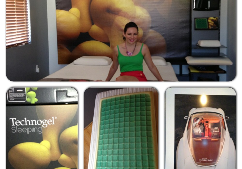 Technogel Pillows Comfort Sleeping for a healthy positive day
