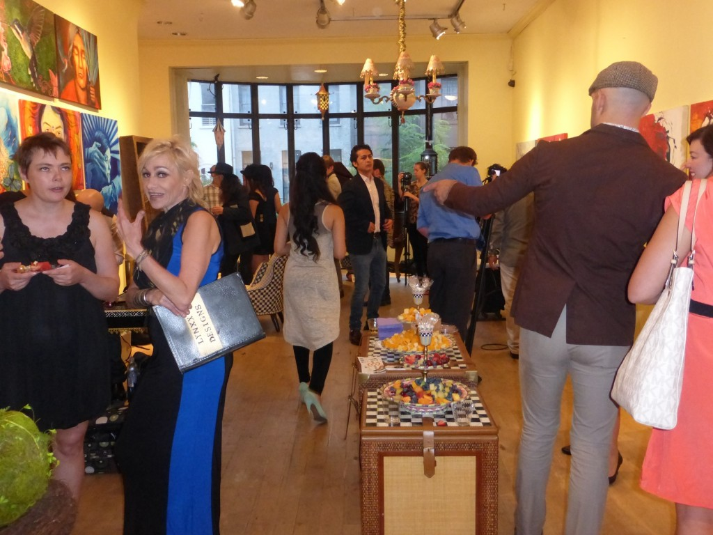 Dejavu Upper East Side Boutique Beauty and Fashion Event