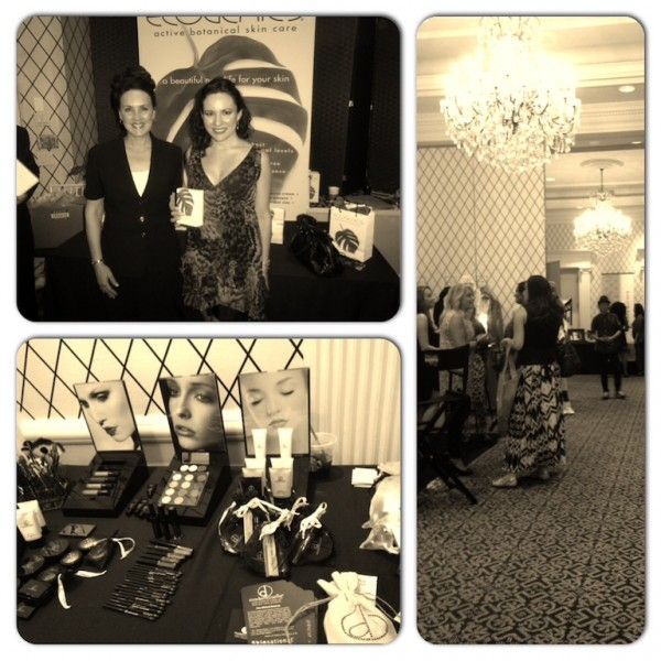 New York Fashion Week GBK Celebrity Gifting Lounge at the Empire Hotel