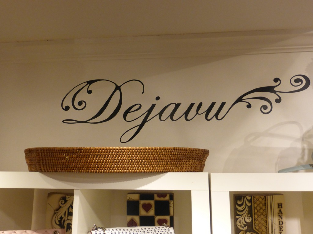 Dejavu Boutique Upper East Side Celebrating the Launch of Fashion Week with Sales on designer wear from Spain!