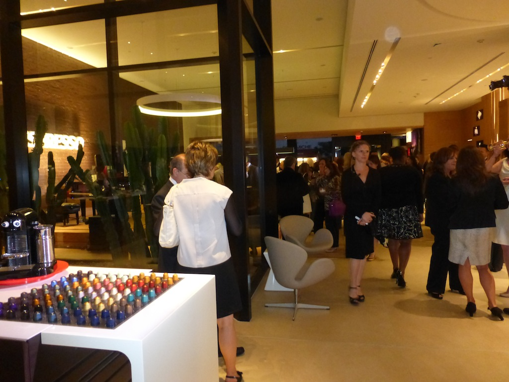 Grand Opening Nespresso Party in Beverly Hills October 23, 2013