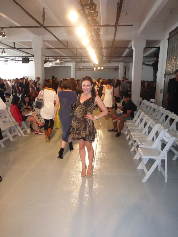 Rebecca Taylor New York Fashion Week show in Chelsea Spring Summer 2014