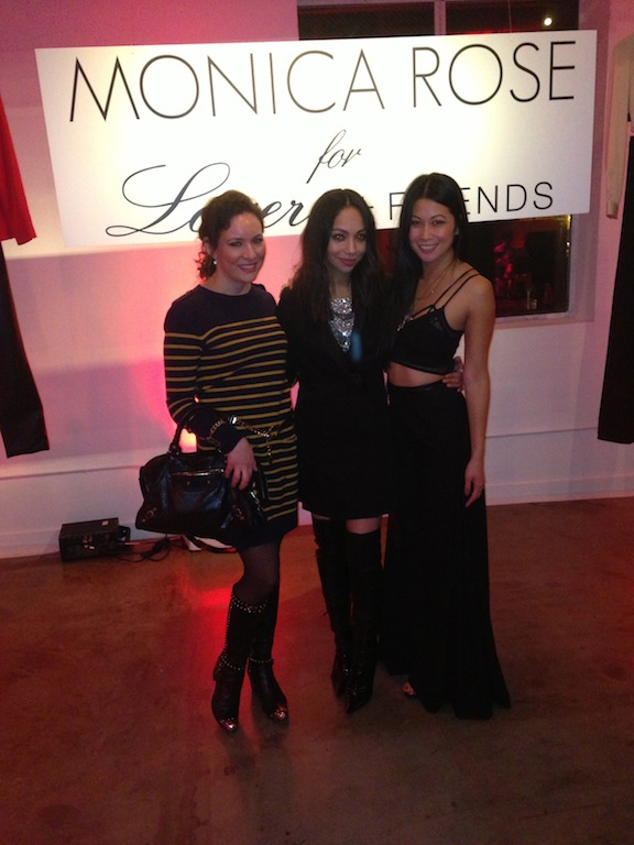 Monica Rose Lovers and Friends LA