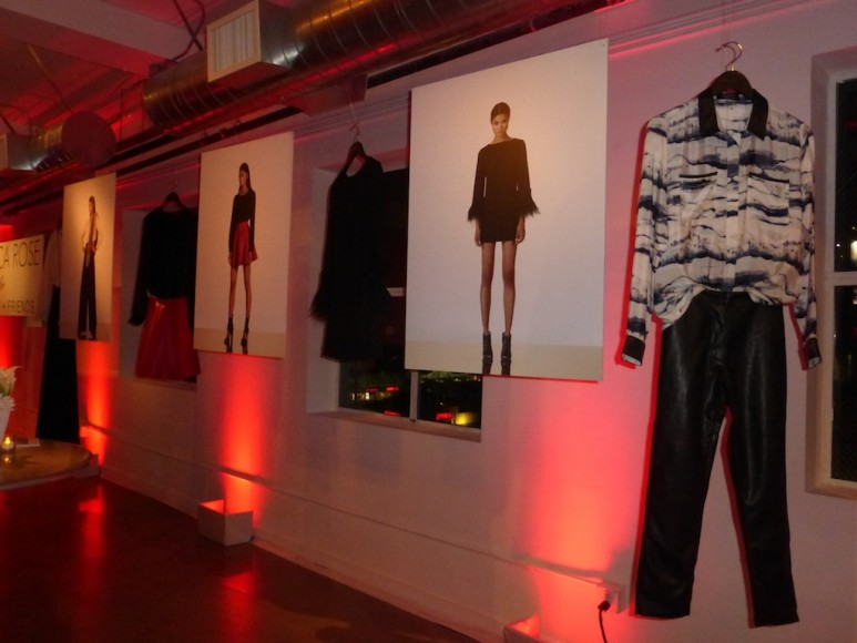 MonicaRose For Lovers and Friends Launch Event