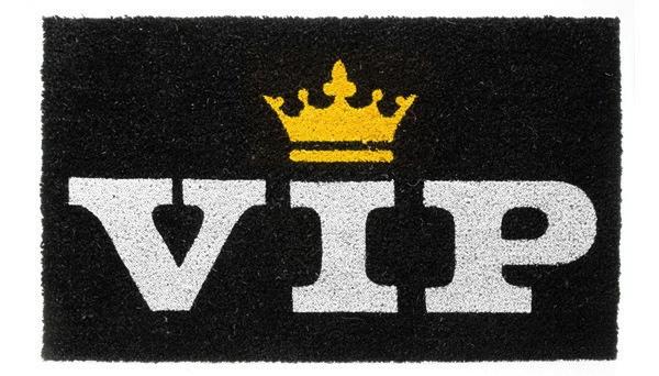 Stylish home goods VIP Doormat shopping