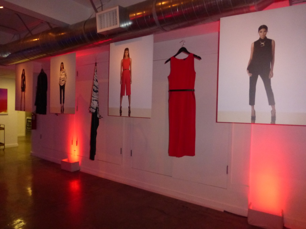 Experiment with Fashion and the aesthetics that can make you smile: Monica Rose For Lovers and Friends on Display!
