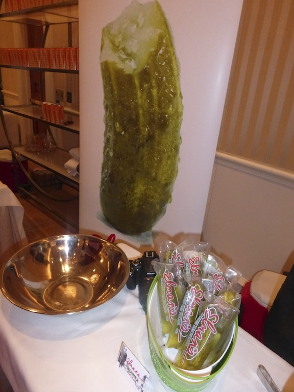 Golden Globes Elmars Oh Canada kosher pickles