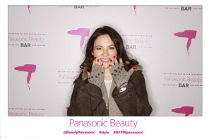 Panasonic Beauty Bar Glams Up New York Fashion Week