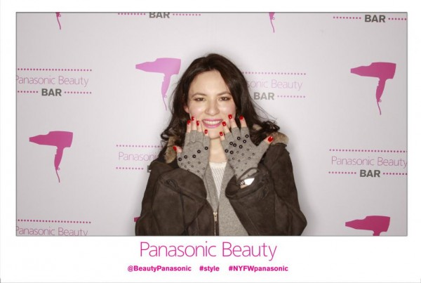 Panasonic Beauty Bar NYFW Beauty Trends 2014