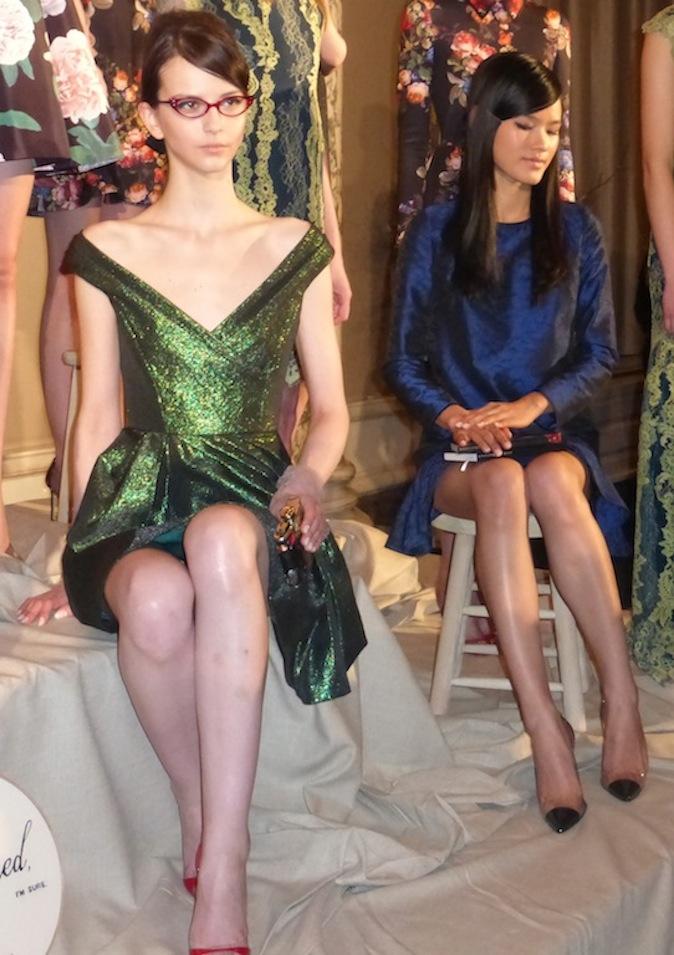 Erin Fetherston New York Fashion Week Fashion Trends 2014