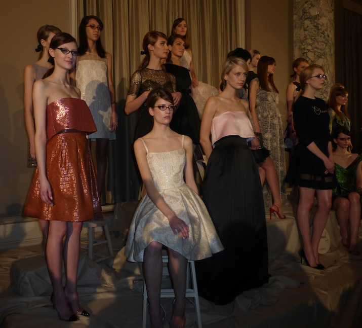 Erin Fetherston New York Fashion Week Winter 2014 Fashion
