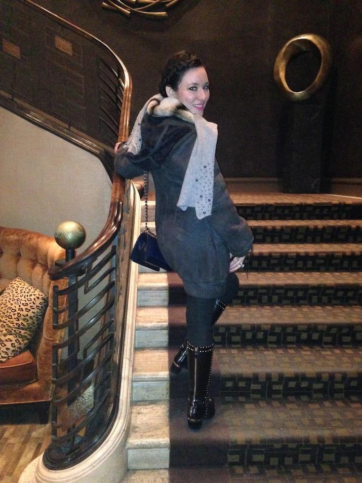 KaufmanFranco NYFW Fashion Trends Prada Boots
