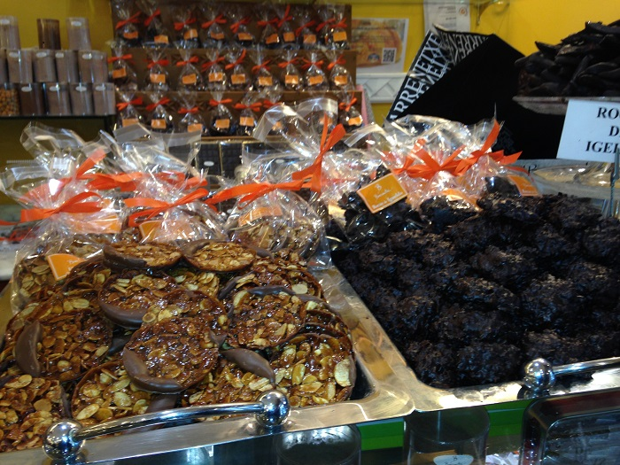Desserts of Basque Country San Sebastian