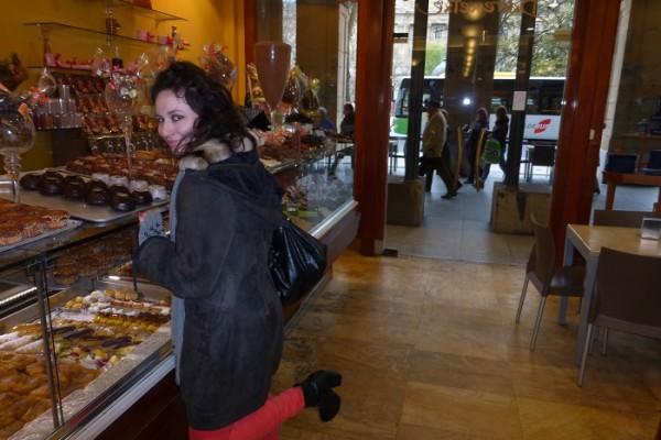 San Sebastian Delicious Bakery Basque Country Best Desserts