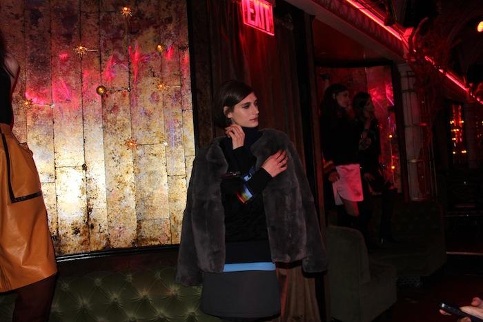 Cynthia Rowley Fun Playful Fashion Party New York Fashion Week Fall 2014