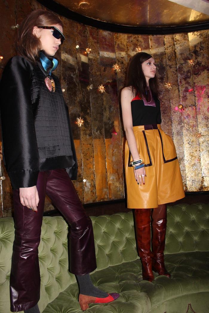 Cynthia Rowley New York Fashion Week Fall 2014 Presentation Paramount Hotel