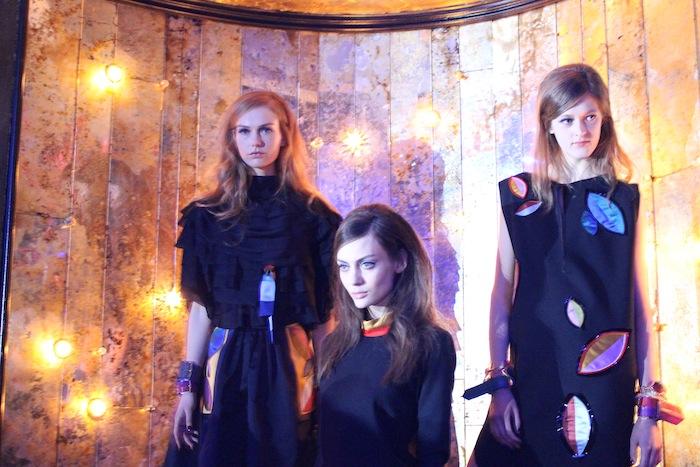 Cynthia Rowley New York Fashion Week Fall 2014