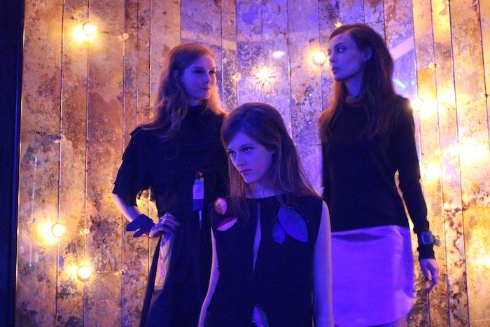 Cynthia Rowley New York Fashion Week Throws a Party at Diamond Horseshoe Supper Club