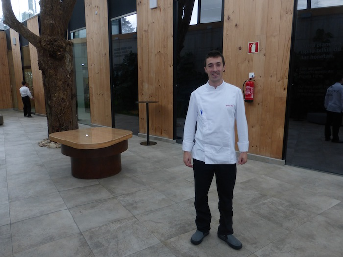 Eneko Atxa Azurmendi restaurant Bilbao Spain Michelin Star Best Restaurants
