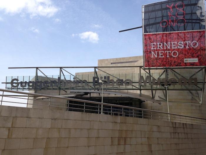 Guggenheim Photography Museum Bilbao Spain Travel