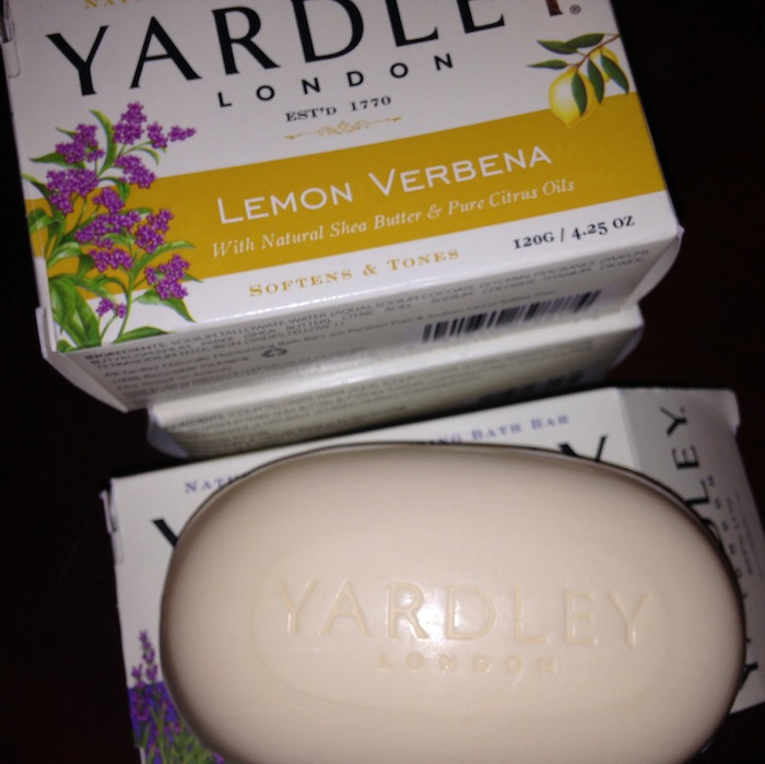 Lemon Verbena Body Wash Yardley London