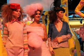 MAC Cosmetics Makeup Artists Create a PlayLand of Fantasy and Fun
