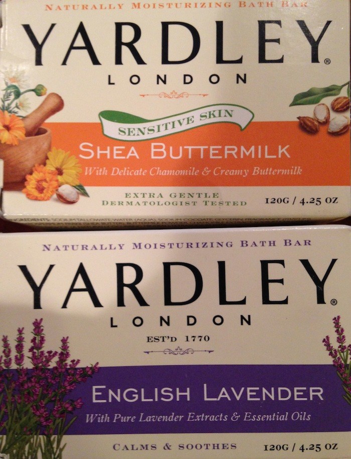 Yardley London Soap for Skin Clean Shea