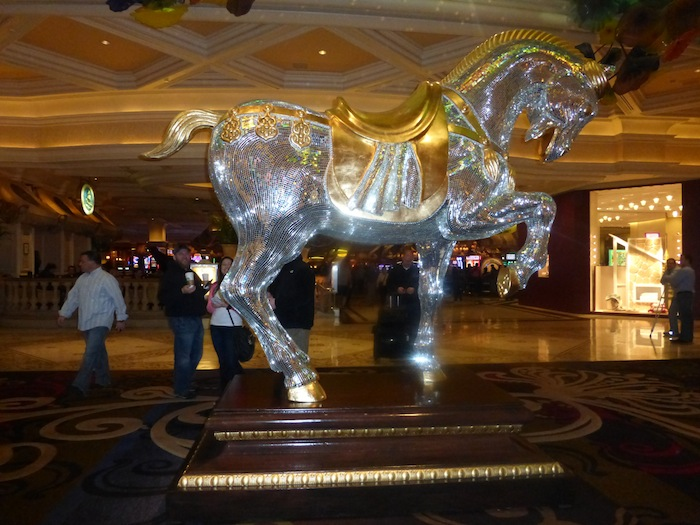 Year of the Horse Go out There and Get Lucky
