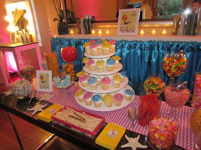 Candy Land Adventures at Joico Party at Sunset Marquis