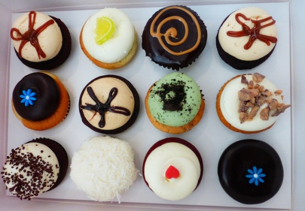 Cupcakes Love Beverly Hills Dozen George Town Cupcakes Robertson Blvd