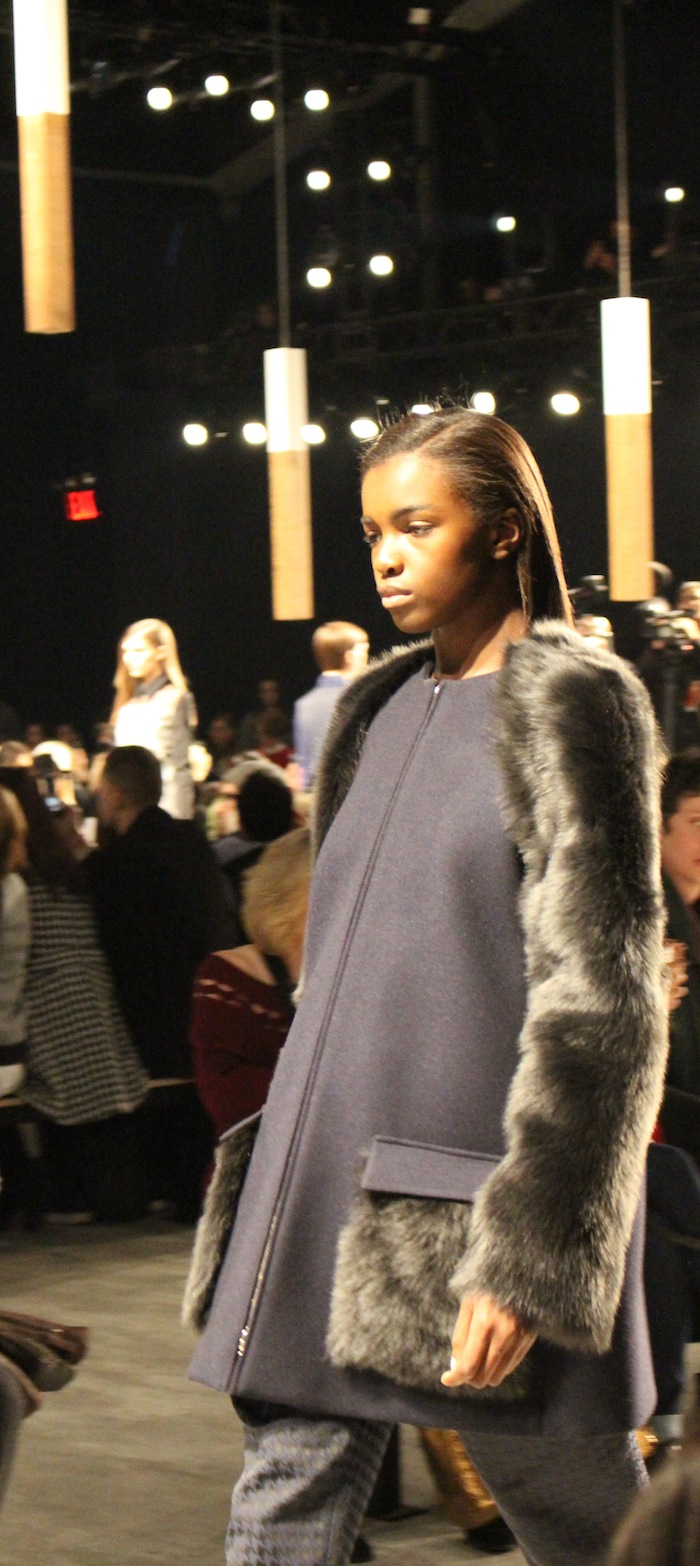 Adeam Fur Style Trends For Winter Wonderland looks New York Fashion Week Lincoln Center