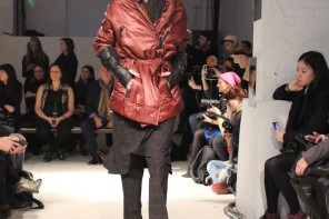 Kenneth Cole Urban Gypsy Layering Trend New York Fashion Week Fall/Winter 2014-15
