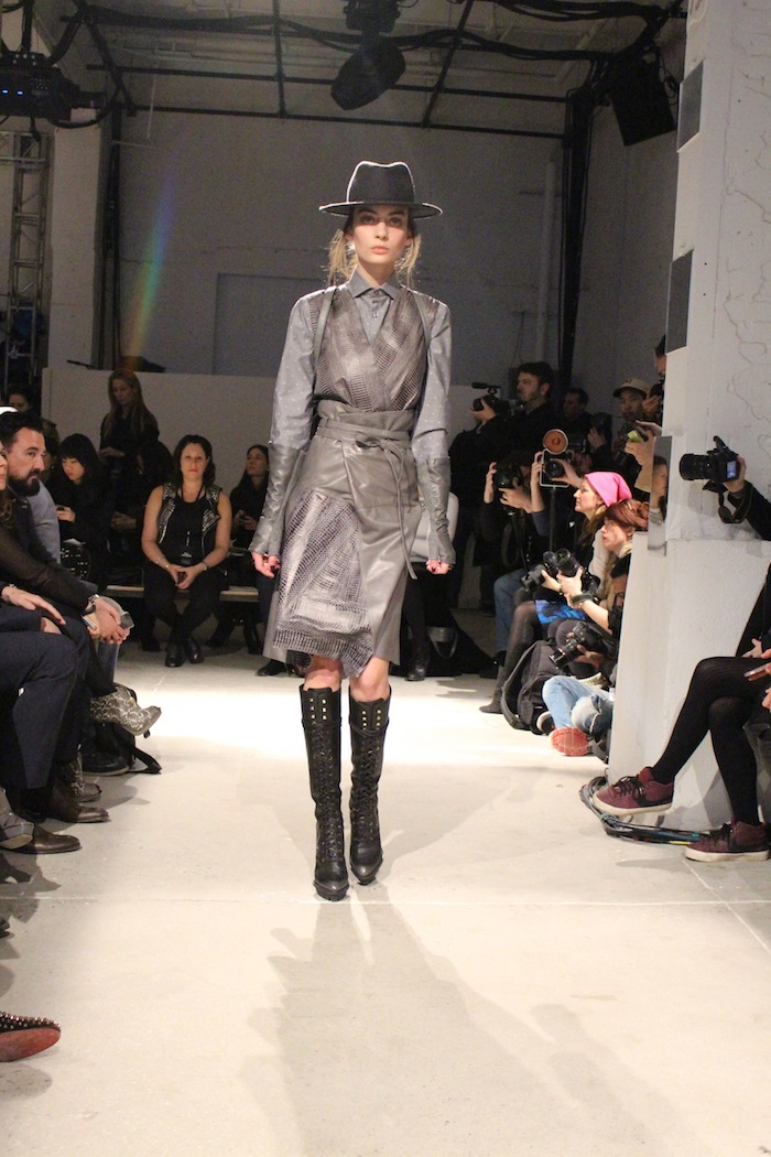 Kenneth Cole Signature Hats New York Fashion Week winter collection Urban Gypsy