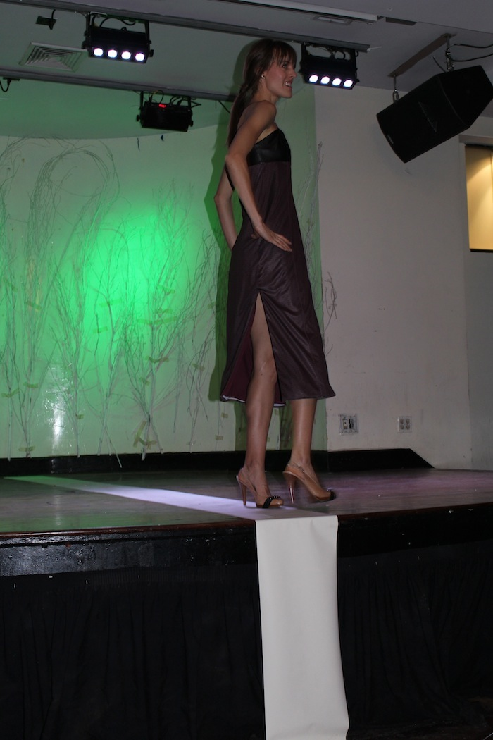 Launch by Susan Young Dress Winter 2014 Collection New York Fashion Week