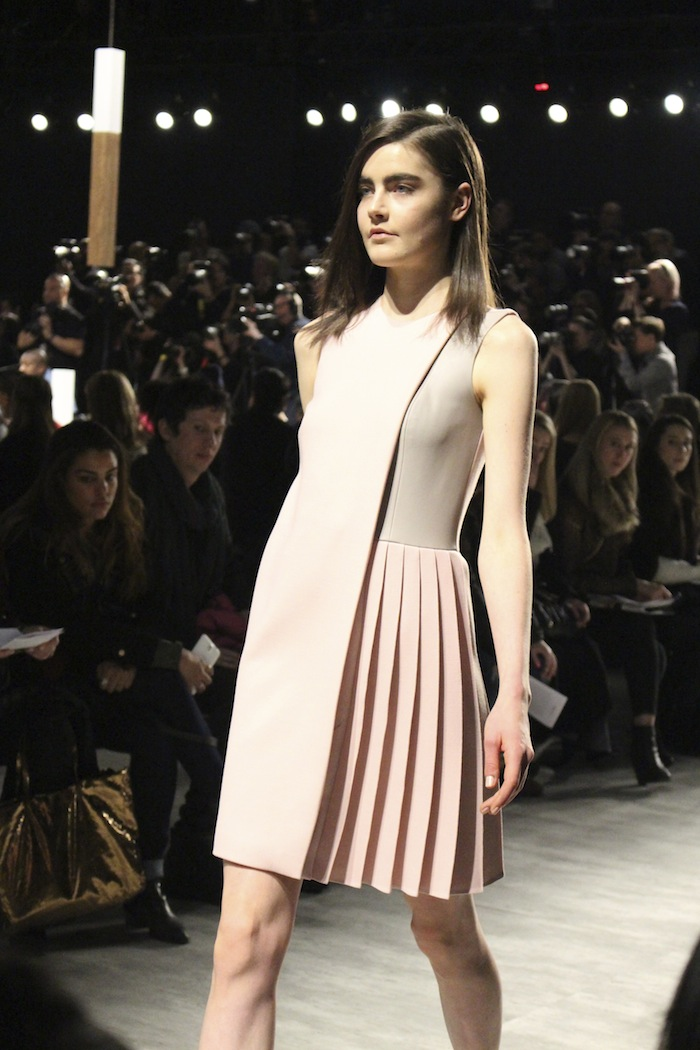 Pinks Style Trend at Adeam NYFW 2014 Runway Show