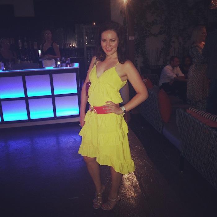 Fashion Blogger summer trends 2014 Bright Yellow