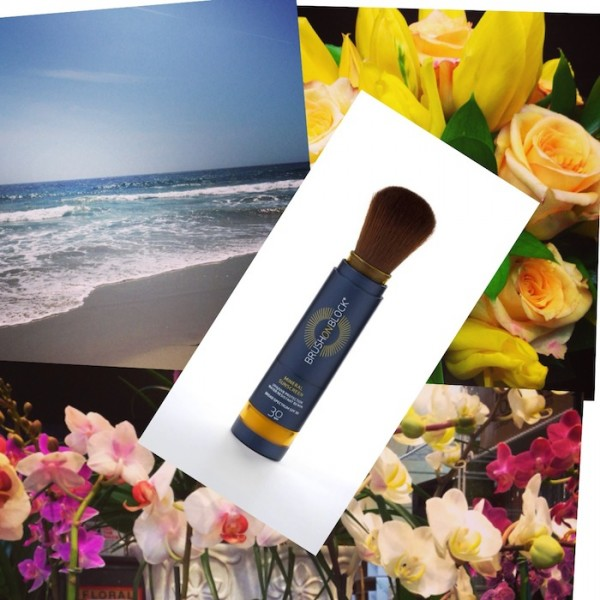 Brush On Block Mineral Sunscreen