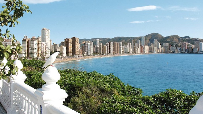 Hanging out on the Costa Blanca Travel Benidorm