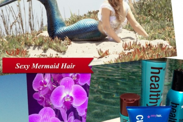 Sexy Hair Mermaid Hairstyles Hair Trends 2014