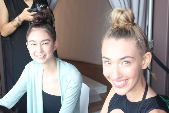 MAC Beauty Backstage Chromat New York Fashion Week September 2014 Fashion Week