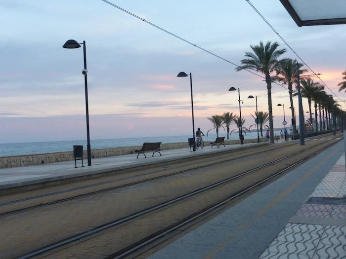 Alicante Spain Travel Blogger Fashion Beach Views