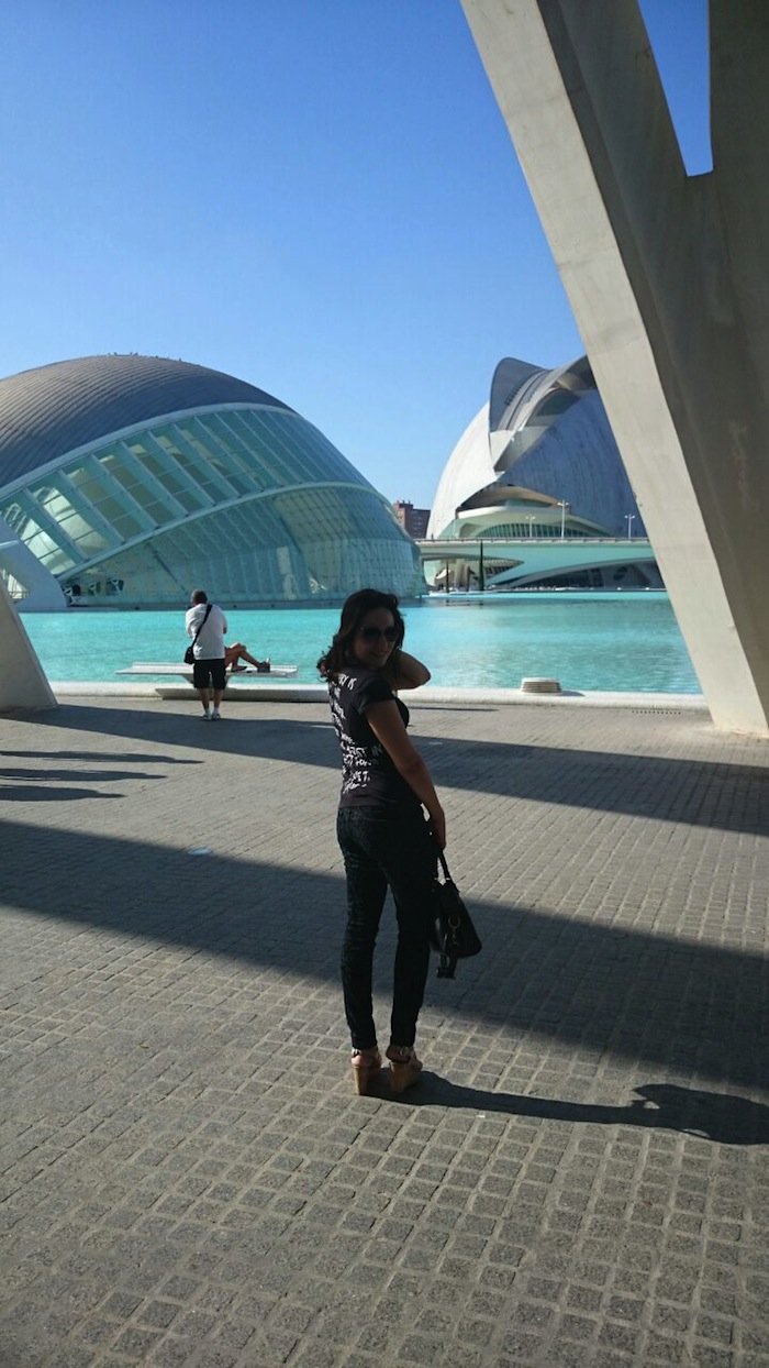 Artistix Balenciaga Bag In Valencia Spain Travel Architecture in Europe