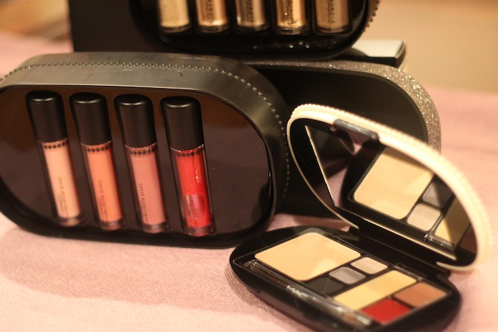 Objects of Affection Nude and Red Lip Gloss MAC Cosmetics Gifts 2014 Holiday Collections
