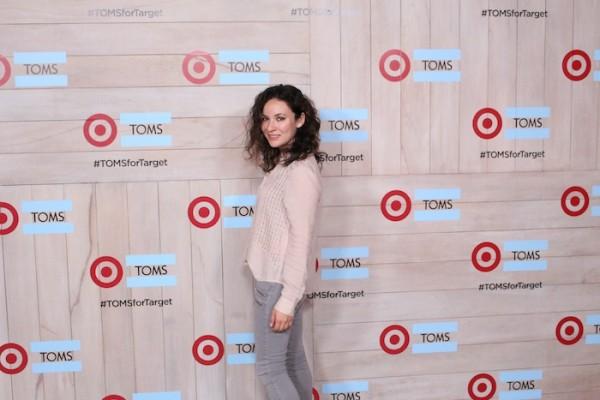 Toms For Target Red Carpet LA Event Launch Party Toms Blogger