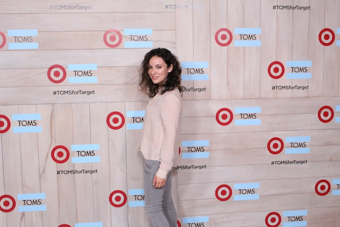 Toms For Target Red Carpet LA Event Launch Party Toms Blogger