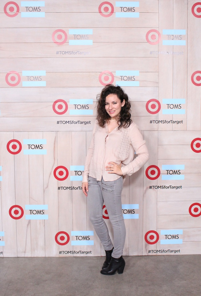 TomsForTarget Red Carpet LA Fashion blogger style picks 2014