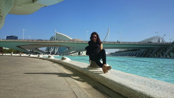 Style in Valencia Spain Travel Blogger Gorgeous Architecture Post Modernism