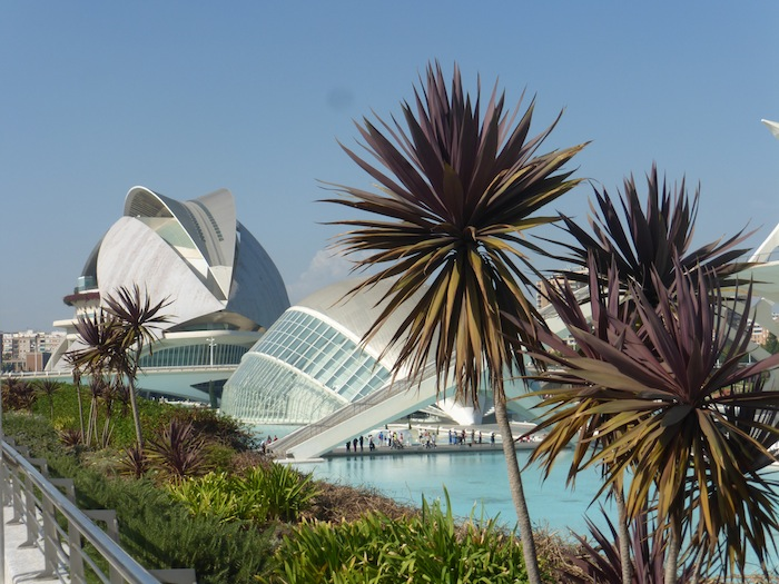 Valencia Spain most amazing architect buildings